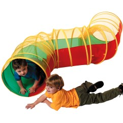 Children S Pop Up Chairs Tulip Table And Nz Zig A Zag Kids Play Long Tunnel