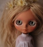 Blythe Doll by Morgon Orton