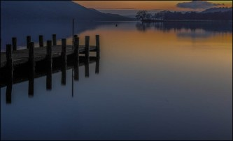 Coniston Pier - Ian Smith