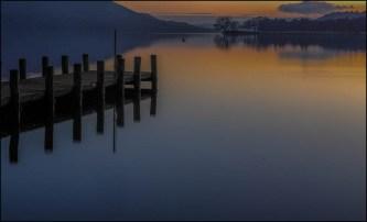 Coniston Pier - Ian Smith