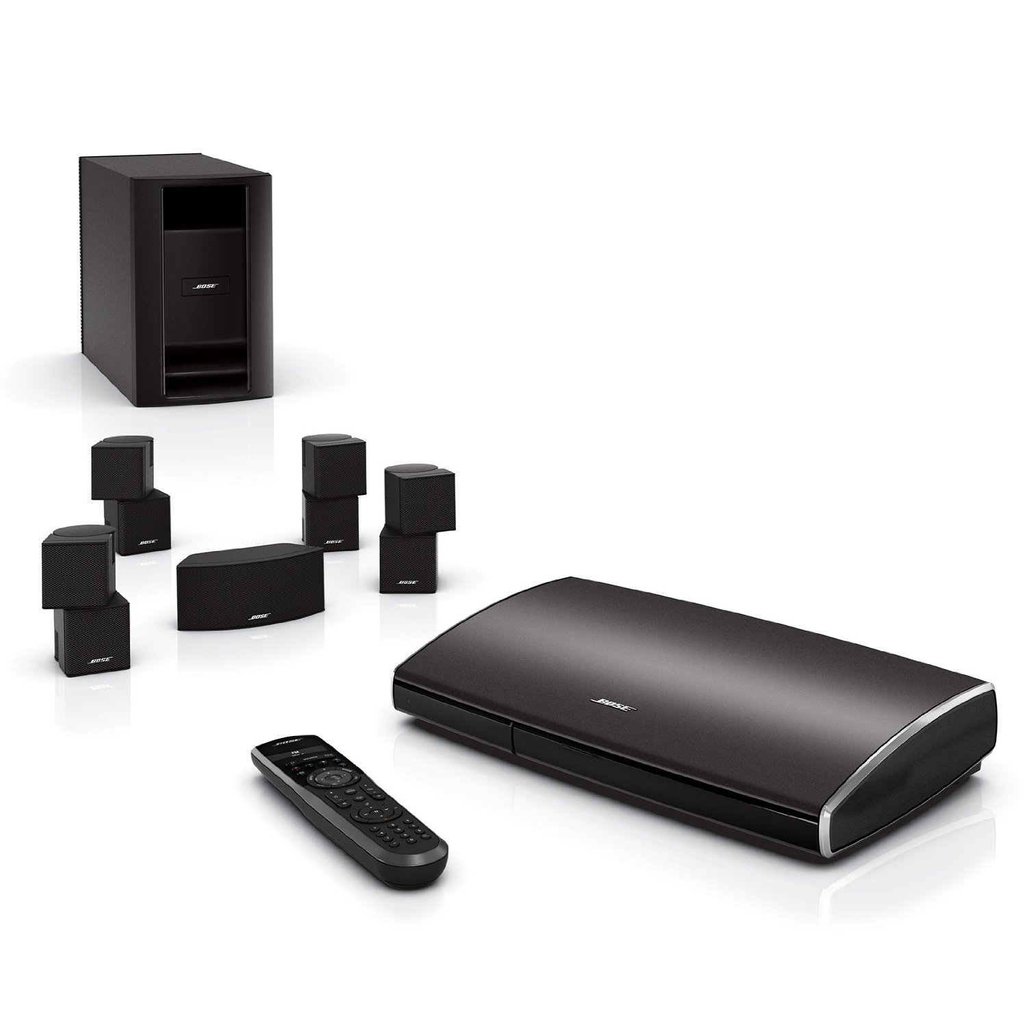 hight resolution of bose lifestyle 535 series ii home entertainment system black online shop bm lv