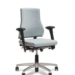 Posture Chair Demo Blue Covers Axia 2 Office Bma Ergonomics