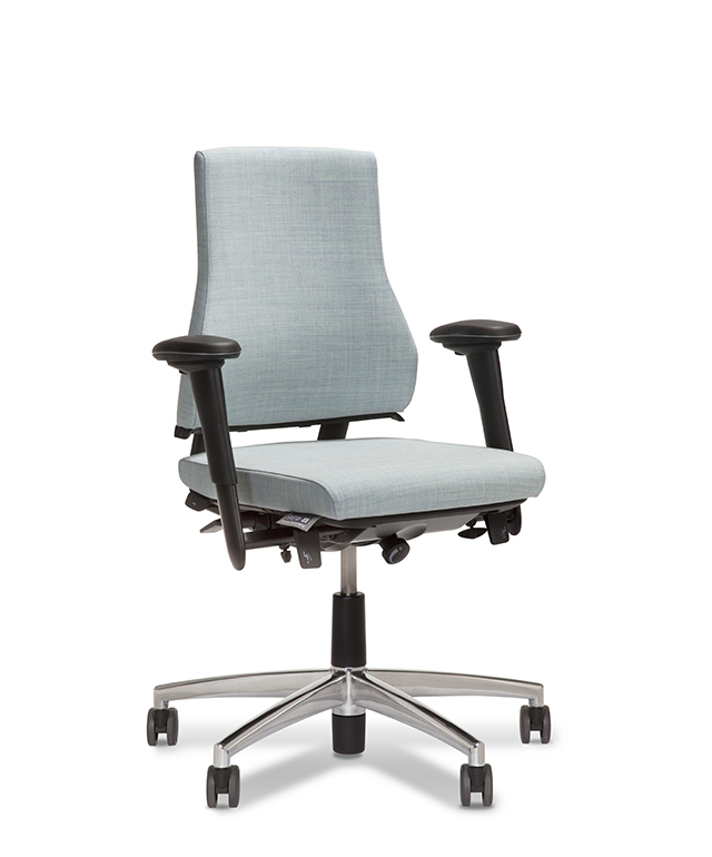posture chair demo cathedral chairs axia 2 office bma ergonomics