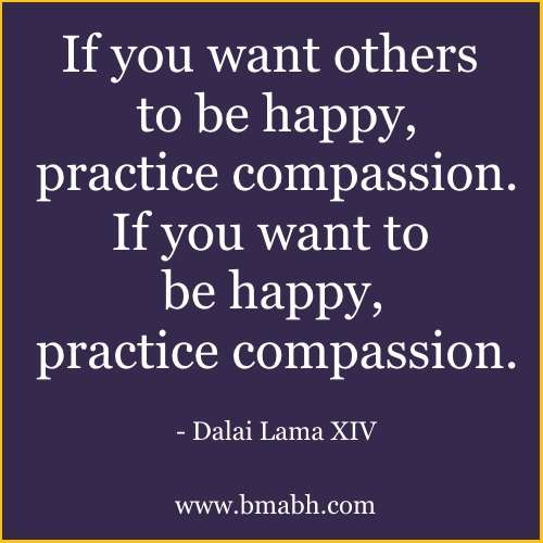 Dalai Lama Quotes On Compassion picture-If you want others to be happy, practice compassion. If you want to be happy, practice compassion