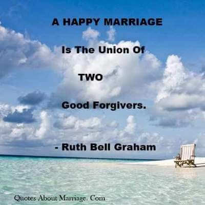 Forgiveness Quotes About Marriage