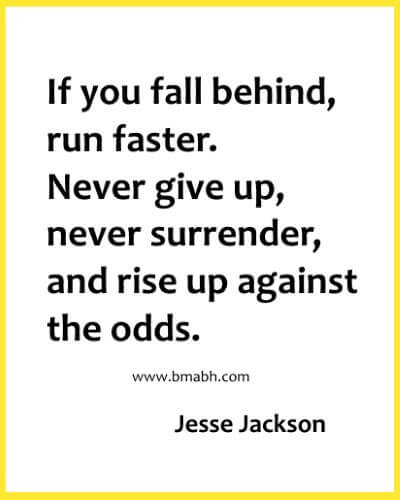 Quotes to Motivate you to Never Give Up