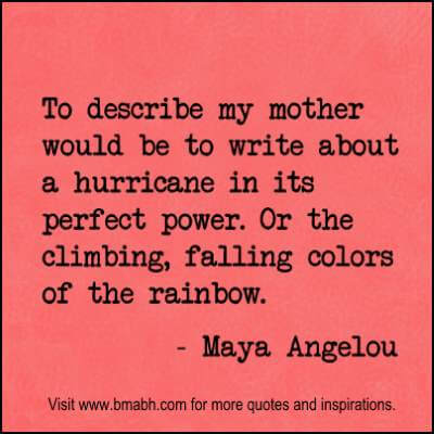 beautiful mother quotes from daghter with image at www.bmabh.com