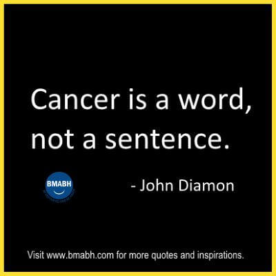 Inspirational Cancer Quotes | Inspirational Cancer Quotes And Sayings Bmabh Com