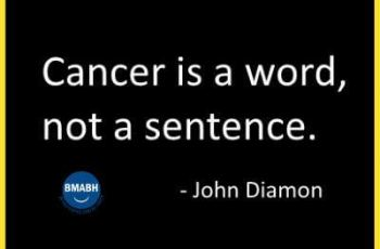 Inspirational Cancer Quotes And Sayings on www.bmabh.com #cancer