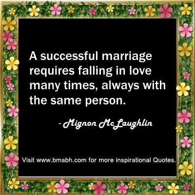 best marriage quotes about successful marriage
