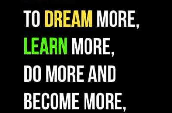 Motivational leadership quotes images on www.bmabh.com-If your actions inspire others to dream more, learn more, do more and become more, you are a leader