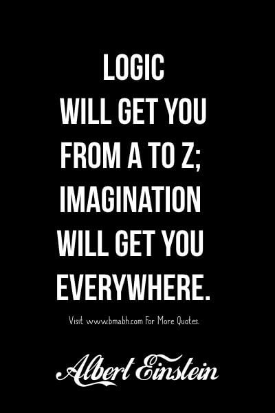 Imagination Quotes - Great Quotes About Imagination