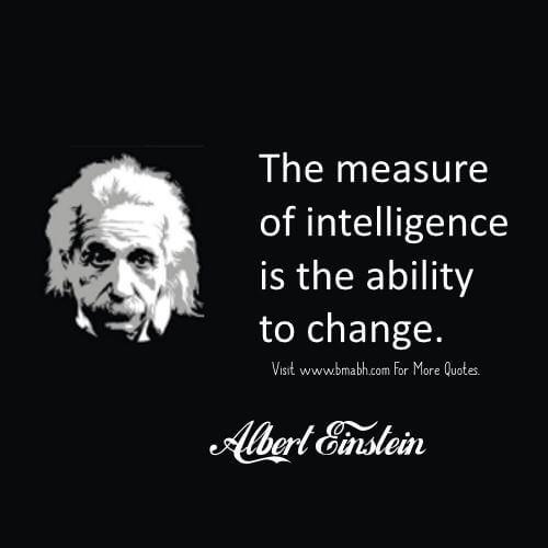 Intelligence Quotes - Inspirational Quotes On Intelligence