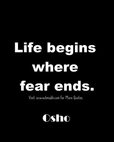 Osho Quotes about life Image