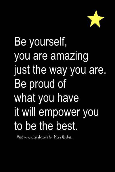 You Are Amazing Quotes Images