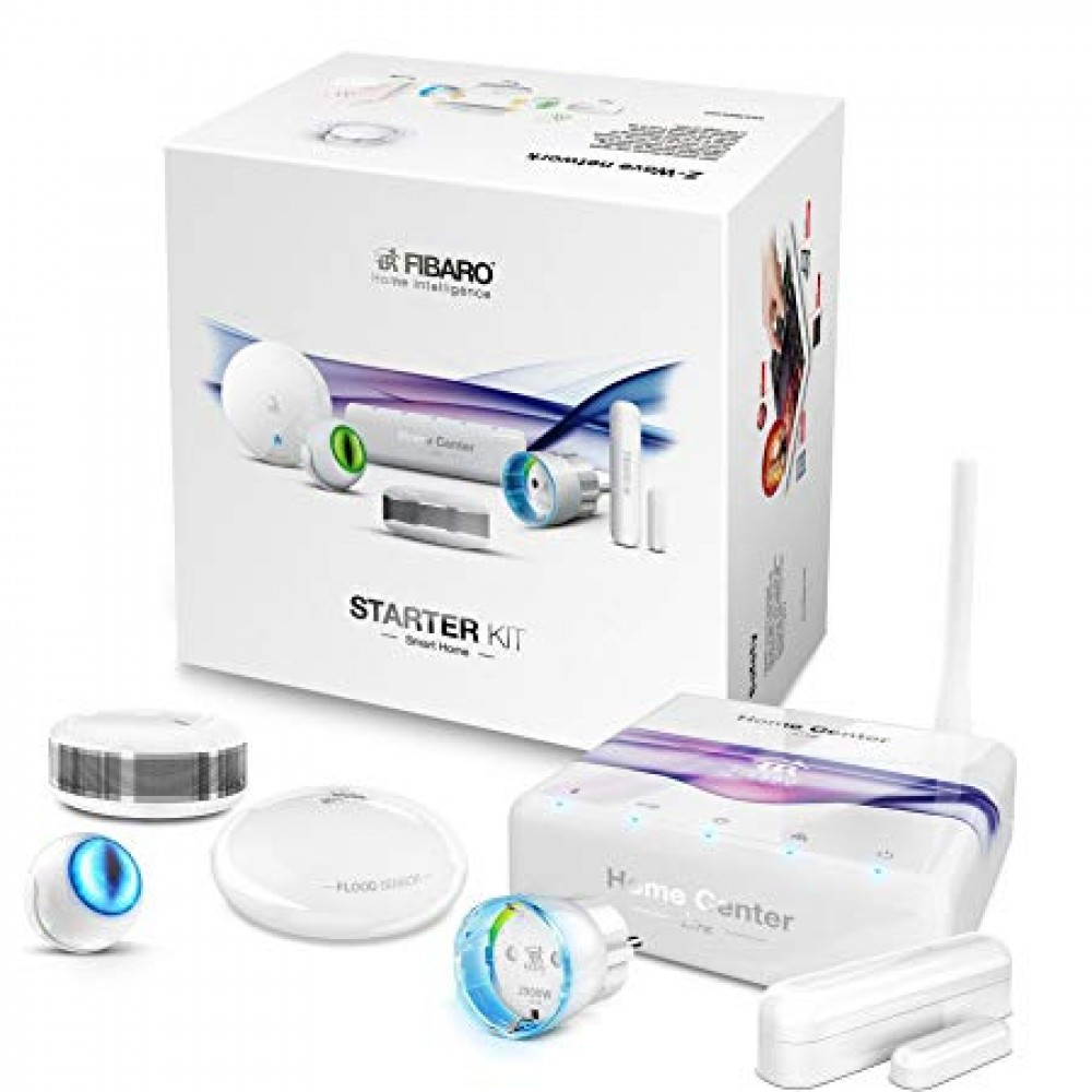 hight resolution of fibaro starter kit eu home automation with z wave plus technology