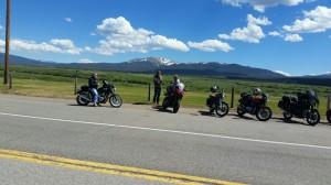 Along the road at Rand