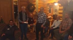 Frank Puckett - Sherm Award