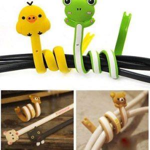 מארגן כבלים מעוצב חיות