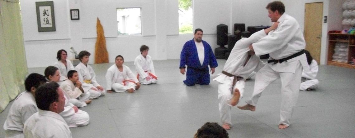 Judo Lessons in Eugene
