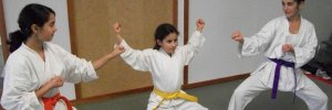 Karate for the whole family in Eugene