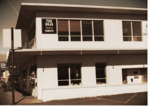 The Dojo in downtown Eugene - 1988 - About BMAI