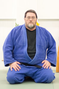 Billy Dover - Judo Instructors