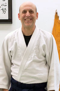 Mark Hurwit - Aikido instructors