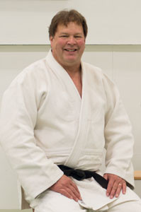 Steve Nisewander - Judo Instructors