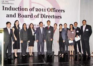 2011 Induction of Officers