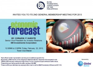 2nd 2013 General Membership Meeting