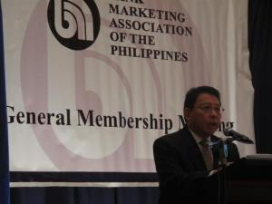 February 2010 General Membership Meeting and Induction