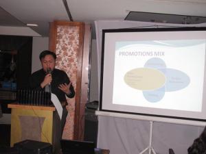 May 2011 General Membership Meeting