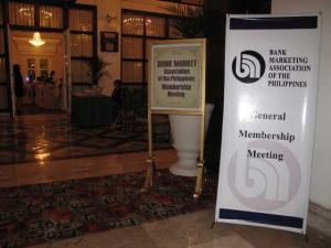 October 2011 General Membership Meeting
