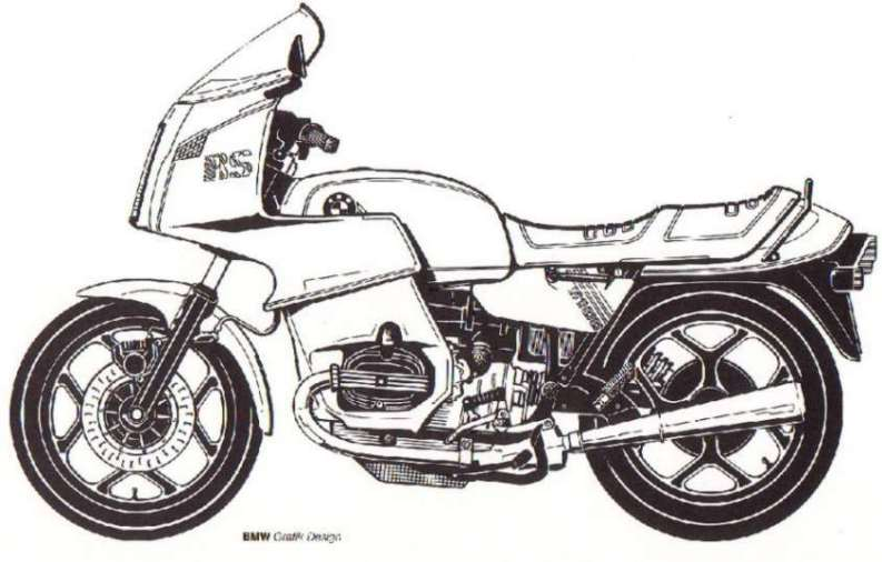 BMW R Series Mechanical Photos