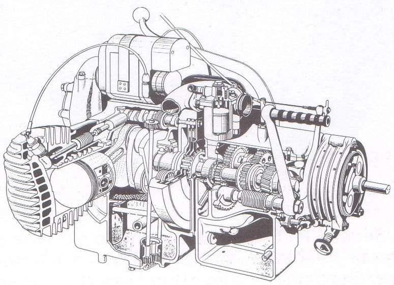 BMW Pre 1969 Mechanical Photos