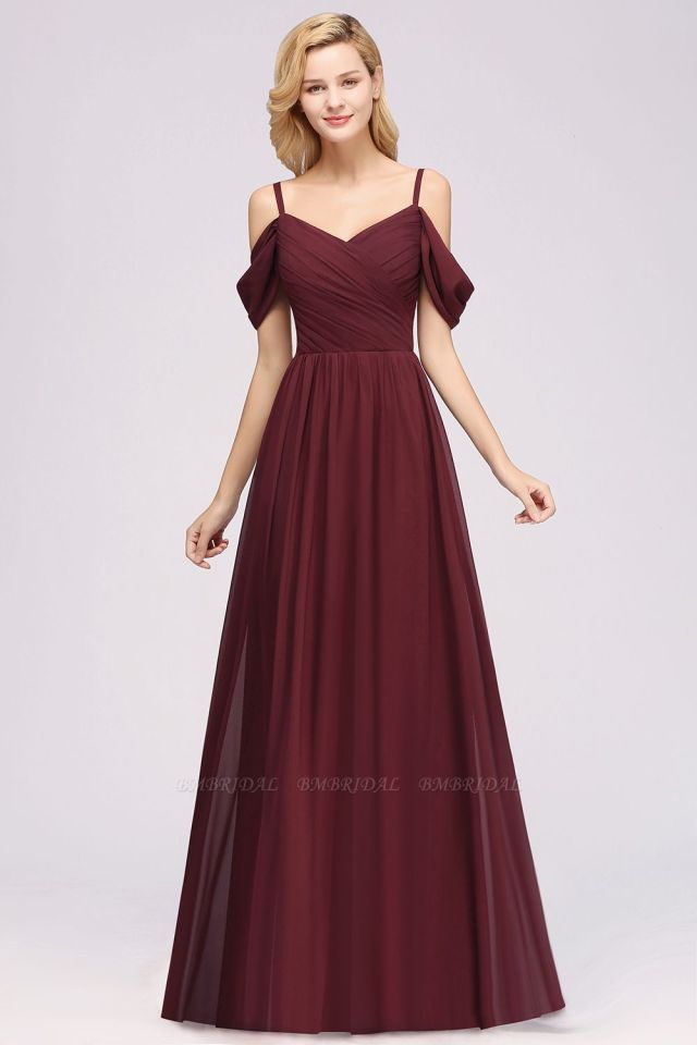 modest,burgundy,bridesmaid, dresses