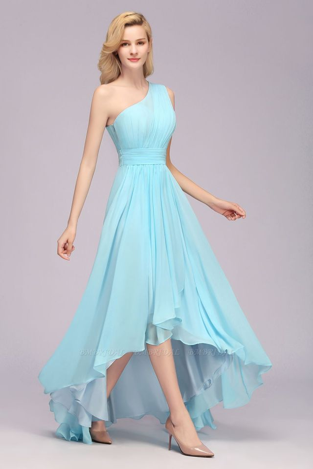one shoulder,bridesmaid,dresses
