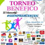 III MEMORIAL #SIEMPREFUERTES