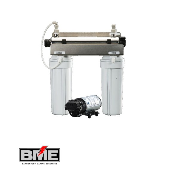 Pacific Light Automatic Fresh Water Flush System