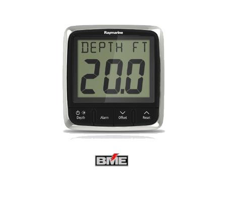 Raymarine i50 Digital Instrument Display Depth