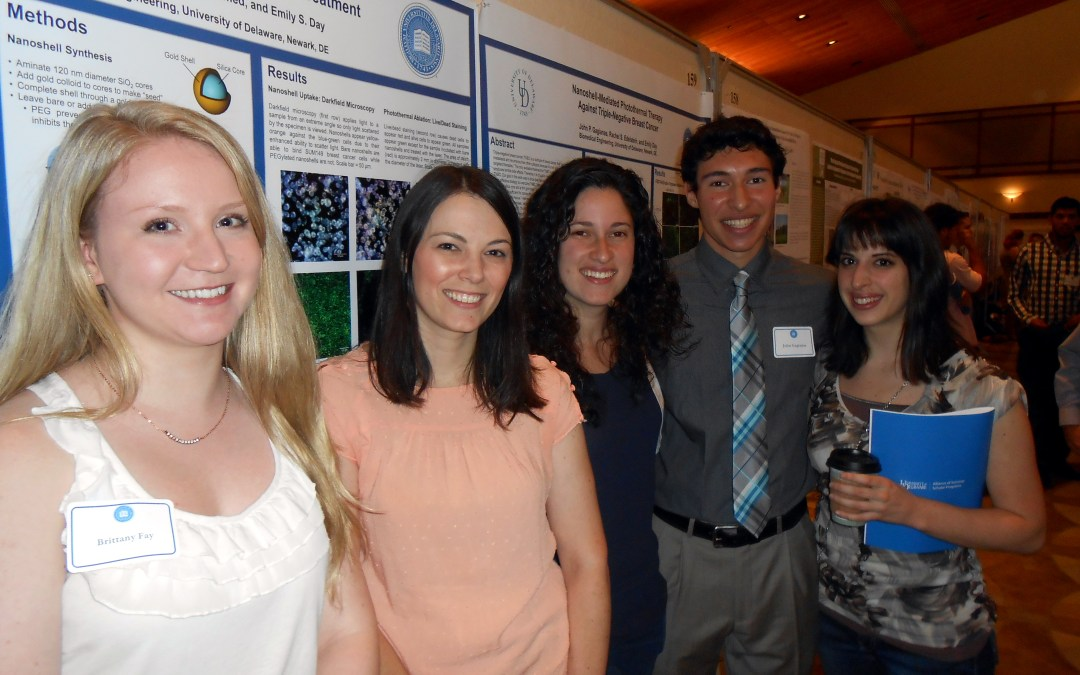 BME summer scholars present at symposium