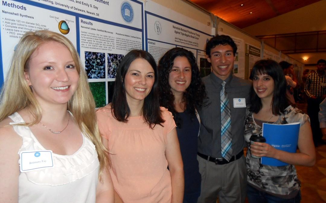 BME summer scholars present at symposium