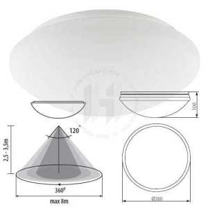HF Pires DL-600 360°