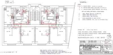 Rekonštrukcia elektroinštalácie v paneláku pôdorys vzor aj byty