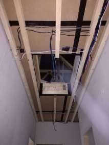 elektroinštalácia rodinného domu - rozvody
