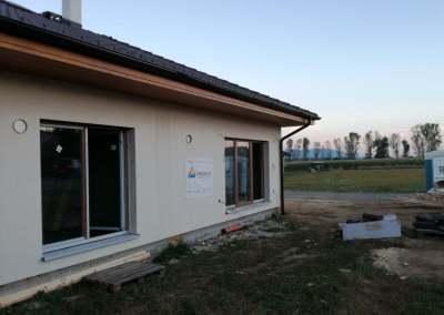 Elektromontážne práce rodinného domu – Čaňa – Košice [REALIZÁCIA]
