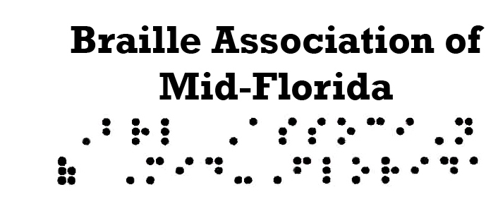Braille Association of Mid Florida