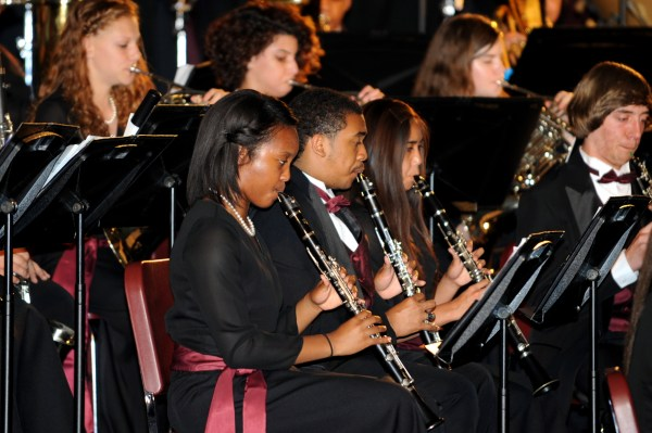 School Band and Orchestra