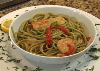 EHBMH_linguine with shrimp